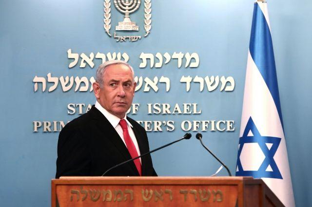 Нетаньяху завел в Telegram канал на русском языке