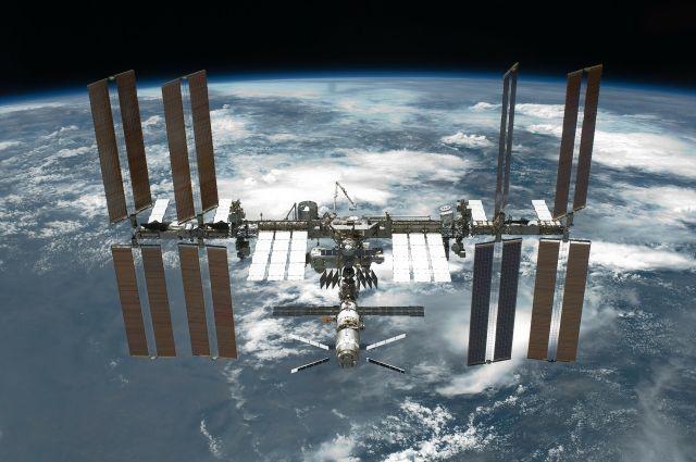 Грузовой корабль NASA успешно пристыковался к МКС