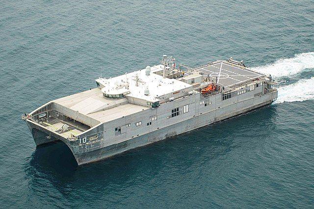 Санитары моря. ВМС США создает антиковидные госпитальные суда
