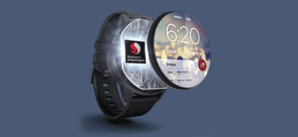 Qualcomm выпустит новые чипы Snapdragon Wear для умных часов