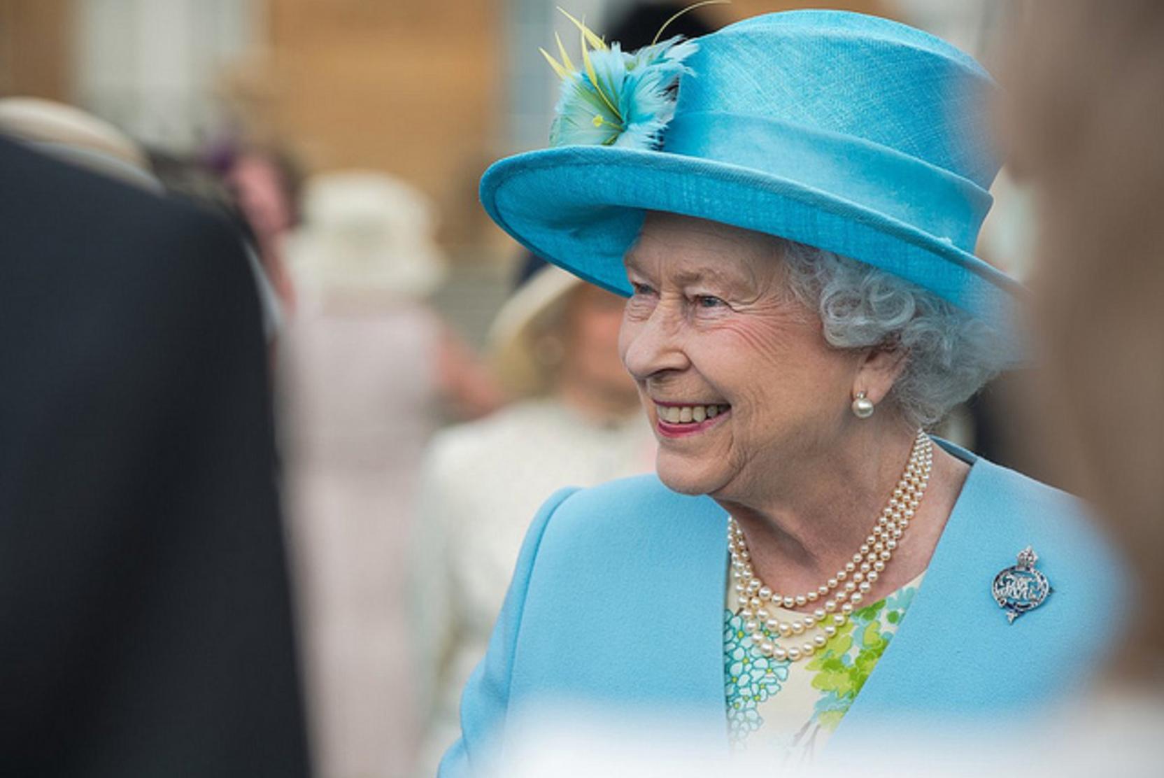 Псаки дважды ошиблась в титуле Елизаветы II