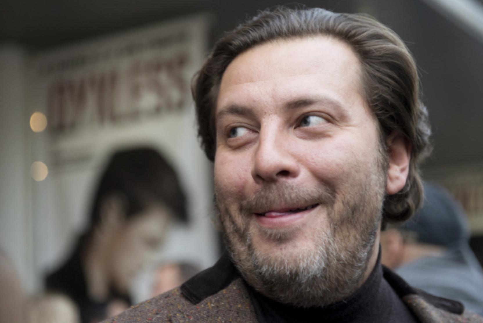Clubhouse заблокировал главреда Esquire Сергея Минаева