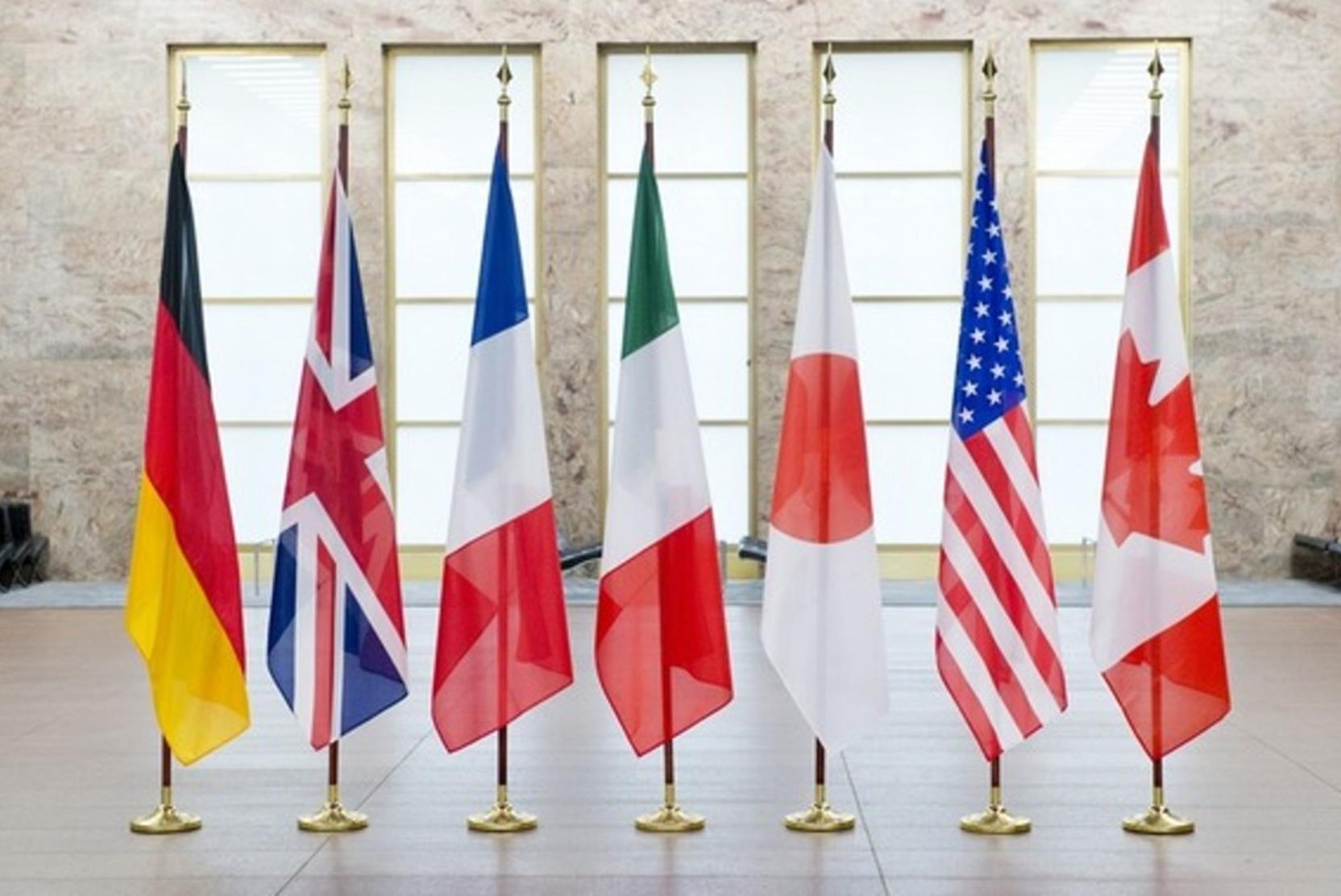 СМИ: Глава МИД Японии призвал G7 к «совместному подходу» в отношении России