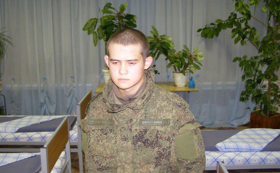 Утверждено обвинительное заключение по делу Шамсутдинова, убившего сослуживцев