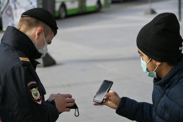 Власти Москвы не намерены вводить пропускной режим