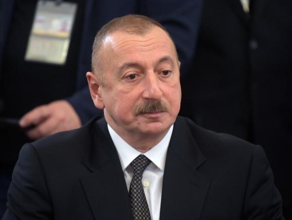 Алиев: Говорить о вводе миротворцев в Карабах рано