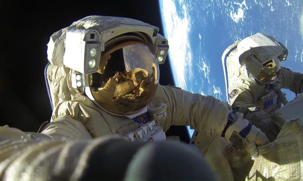 На МКС отремонтирована система производства кислорода
