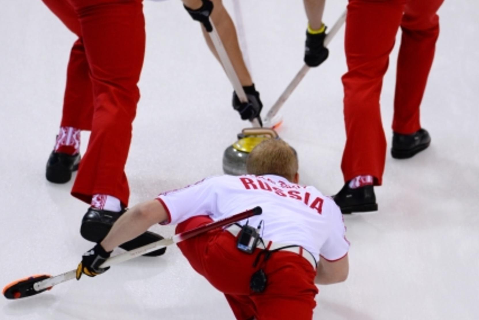 Российские кёрлингисты выиграли путёвку на Олимпиаду-2022