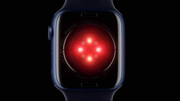 Apple Watch Series 7 в этом году получат встроенный глюкометр