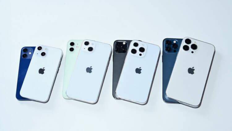 Apple выпустит рекордное количество iPhone 13. Зачем так много