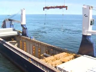 Еще одно судно для достройки 'Северного потока-2' идет в Германию