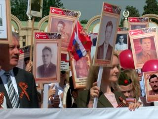 'Бессмертный полк' откажется от шествия из-за коронавируса