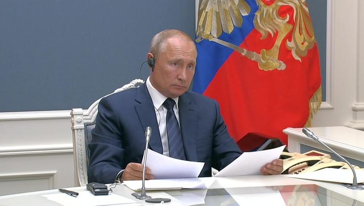 Путин: России, Ирану и Турции удалось многое сделать для урегулирования в Сирии