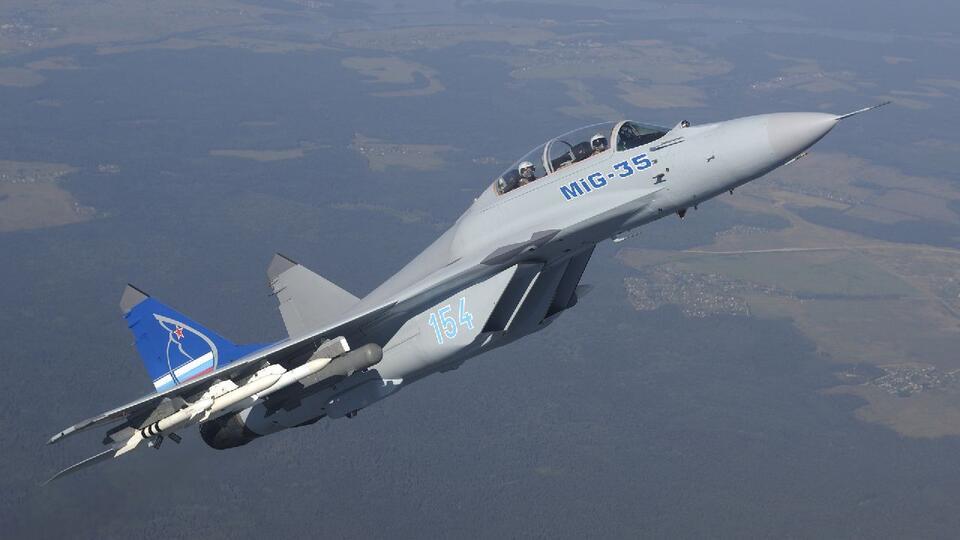 Полет МиГ-35 с летчиком иностранного заказчика планируют на МАКС-2021
