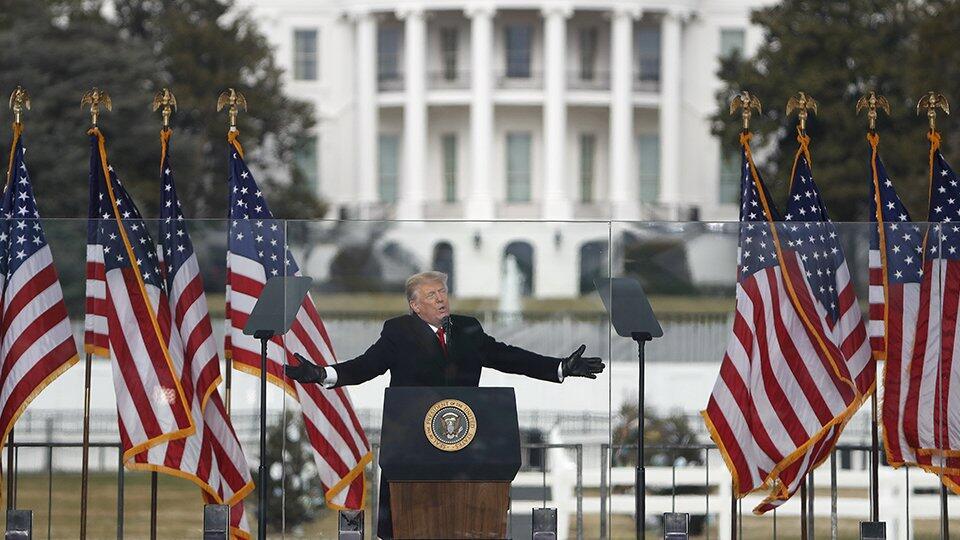 Импичмент за 8 дней до окончания полномочий: что ждет Трампа