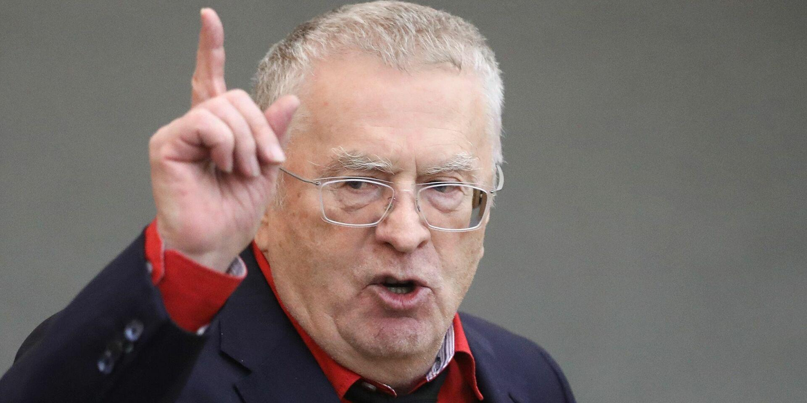 Жириновский предложил лимитировать вес россиян