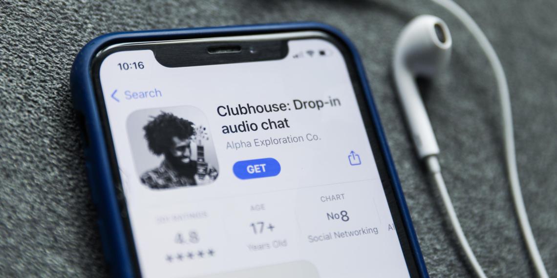 В Сеть утекли сведения о 1,3 млн пользователей Clubhouse