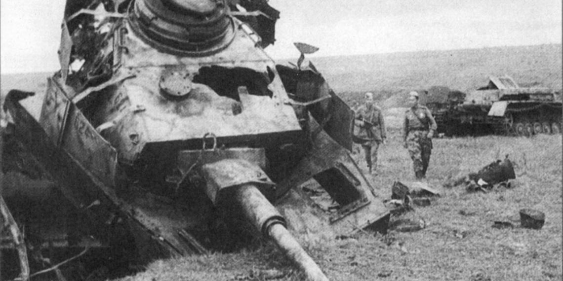 В США связали победу СССР на Курской дуге с помощью британской разведки