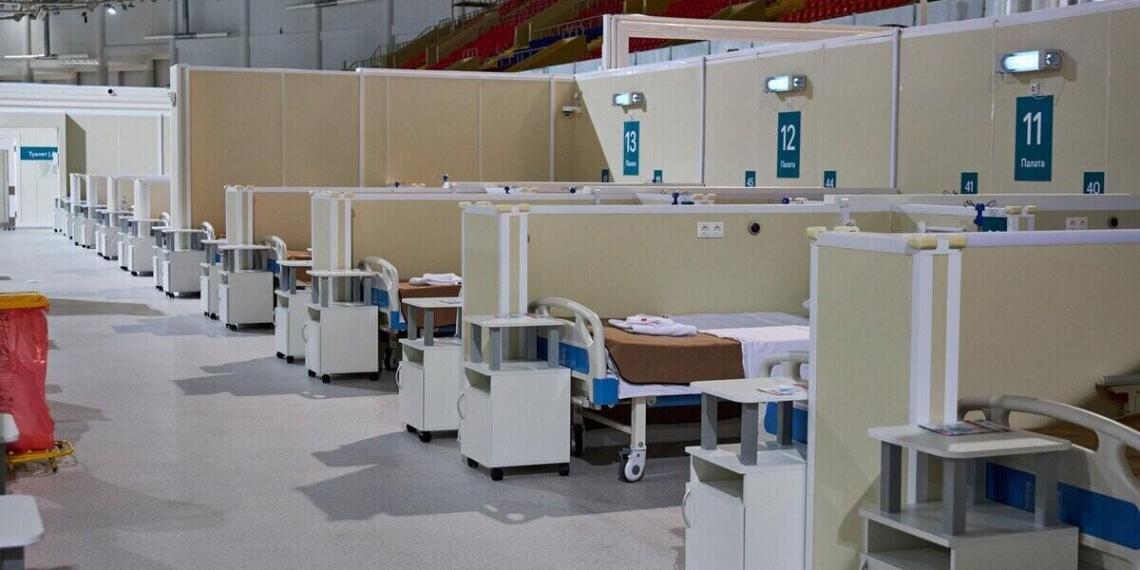 'Лучше, чем в бизнес-классе самолета': как лечат от коронавируса в московских госпиталях