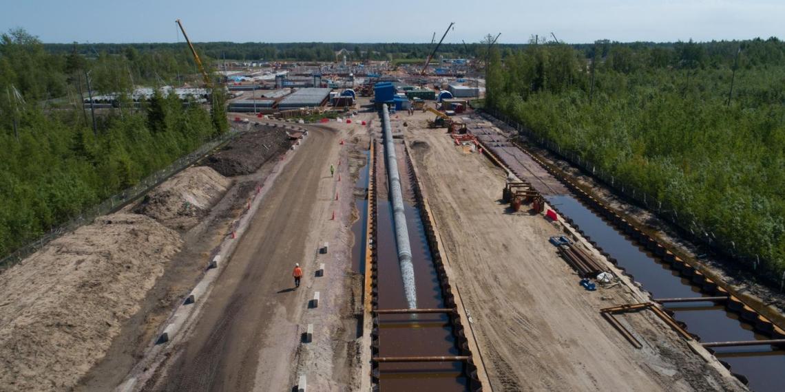 В Германии намерены оперативно ввести в эксплуатацию 'Северный поток — 2'