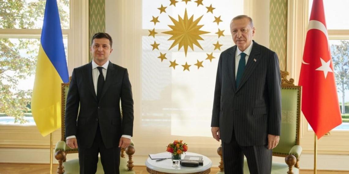 Украина и Турция подписали соглашения о военном сотрудничестве