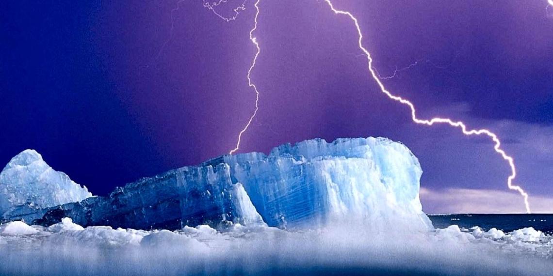 Глобальное потепление может привести к катаклизмам в Арктике
