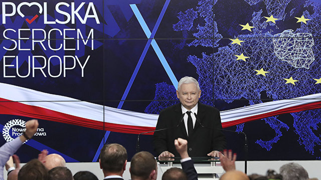 «Воспитание» союзников: как Польша вошла в политический кризис, и при чем здесь Украина (Европейська правда, Украина)