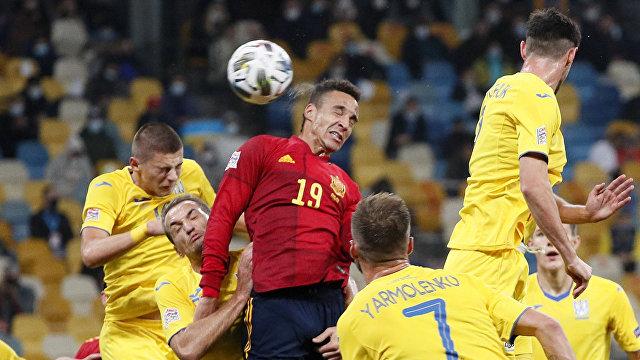 Впервые в истории: Украина сенсационно обыграла Испанию в Лиге наций (Обозреватель, Украина)