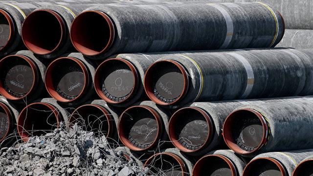Bloomberg (США): строительство «Северного потока-2» возобновляется, несмотря на попытки США его остановить