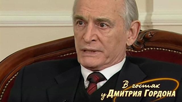 Василий Лановой: друг без друга Россия и Украина обречены на поражение (Гордон, Украина)