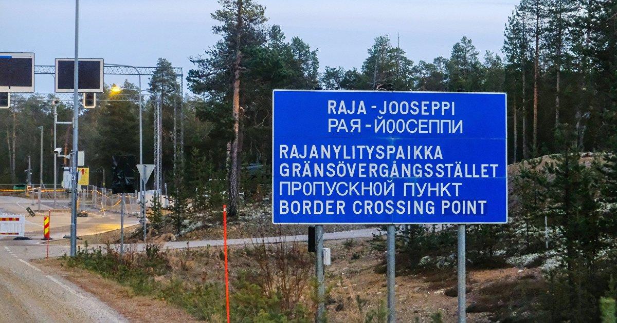 Yle (Финляндия): более полумиллиона финских виз так и не были использованы россиянами из-за коронавируса (Yle)