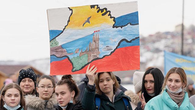В 2014 году россияне поддержали действия Путина в Крыму. Но в 2021 году кое-что изменилось (The Washington Post, США)