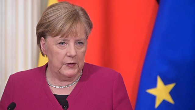 Handelsblatt (Германия): Ангела Меркель хочет посетить Вашингтон — и урегулировать спор о «Северном потоке — 2»