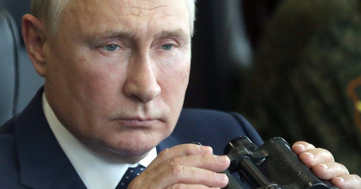 Рычание медведя: Путин наблюдает за масштабными военными учениями, проходящими рядом с границами Европы (Daily Mail, Великобритания) (Daily Mail)