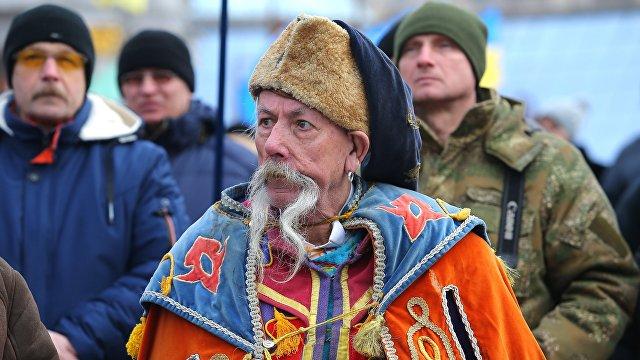 День (Украина): Русь-Украина на карте Речи Посполитой