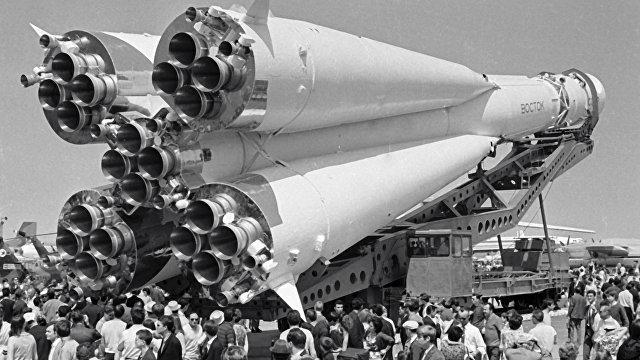 «Восток»: первая в СССР пилотируемая космическая программа (Space, США)