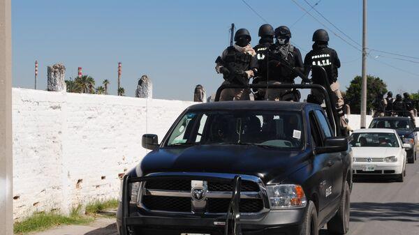В Мексике сразу после освобождения задержали сооснователя 'Синалоа'