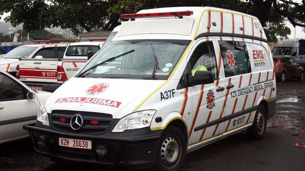 При крушении вертолета в ЮАР погибли два человека