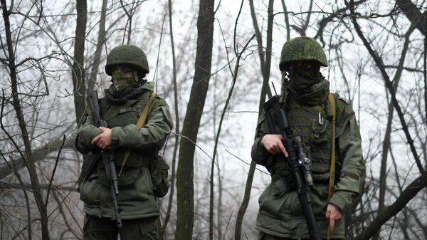 ЛНР обвинила Киев в размещении вооружения в жилых районах