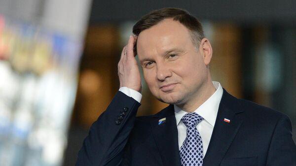 Президент Польши назвал Россию 'врагом свободы'