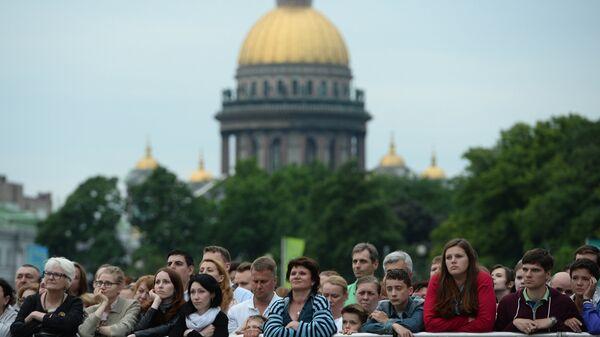 В Петербурге ограничили число зрителей культурных мероприятий