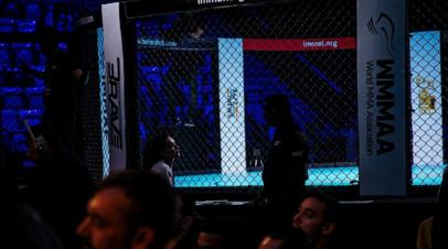 Глава Bellator предостерёг UFC от проведения турниров во время пандемии