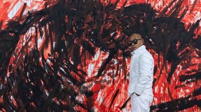 Художник Чжан Хуань рассказал о своей выставке в Эрмитаже