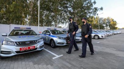 Глава СВР прокомментировал задержание россиян в Белоруссии