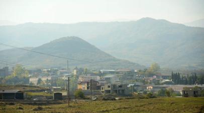 МИД Армении: Ереван и Баку договорились о гуманитарном перемирии