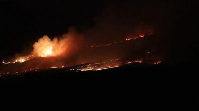 В Колорадо пылает самый крупный лесной пожар в истории штата