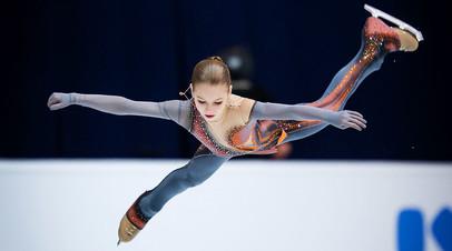 Трусова объявила о появлении своего фан-клуба в Японии