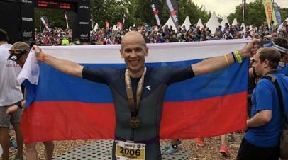 «Преодоление вызывает только счастье»: глава Удмуртии о совмещении работы и спорта, памятных стартах Ironman и мотивации