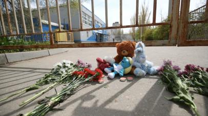 В Волгограде простились с пятью погибшими в ДТП спортсменками