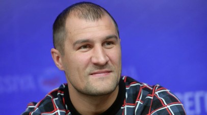 Ковалёв объявил о возобновлении боксёрской карьеры
